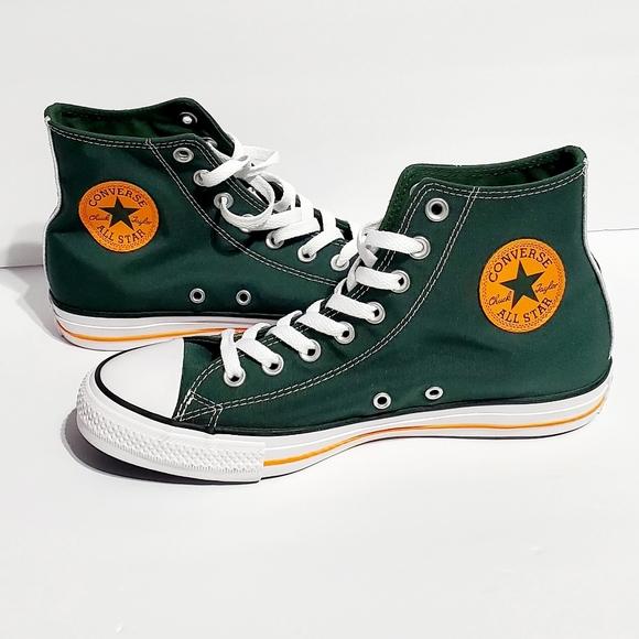 Converse Shoes | Converse Green Orange